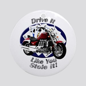 Triumph Rocket III Ornament (Round)