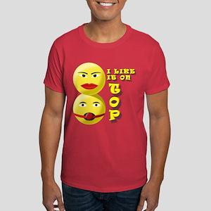 On Top Dark T-Shirt