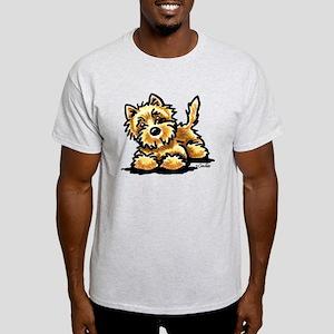 Wheaten Cairn Terrier Light T-Shirt