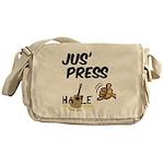 Jus Press Messenger Bag