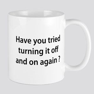 Off and On Mug