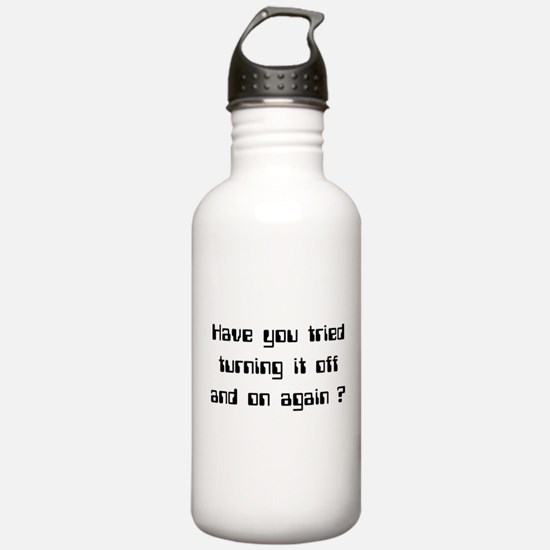 Off and On Water Bottle