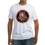 SPSCporthole Fitted T-Shirt