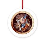 SPSCporthole Ornament (Round)