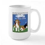 Official Sleepytown Beagles Large Mug Mugs