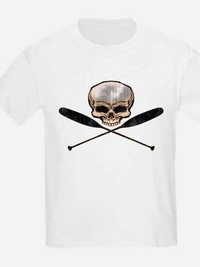 SKULL OARS CROSSBONES T-Shirt