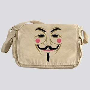 Guy Fawkes Messenger Bag