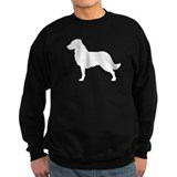 English golden retriever Sweatshirt (dark)