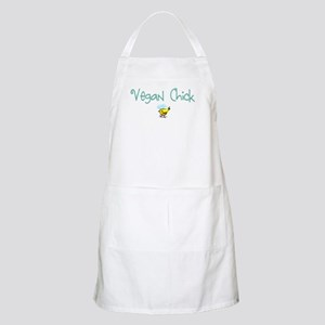Vegan Chick Apron