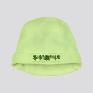 Plant a Tree baby hat