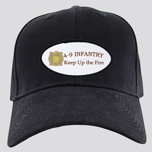 4th Bn 9th Infantry Black Cap
