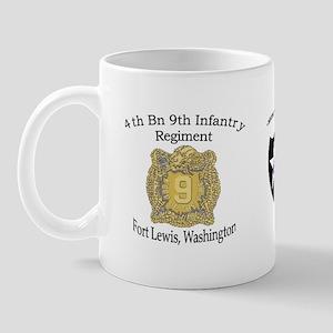 4th Bn 9th Infantry Mug