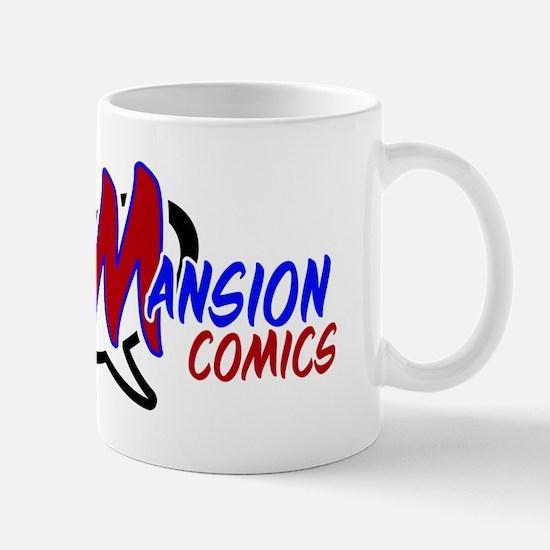 Cute Superheroine Mug