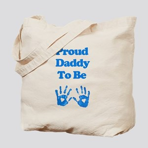 Proud Daddy to Be Tote Bag