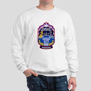 STS 117 Actual Crew Sweatshirt