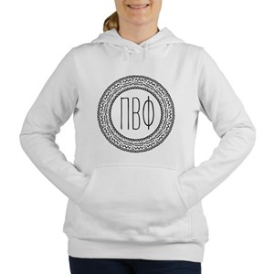 Pi Beta Phi Medallion Women's Hooded Sweatshirt