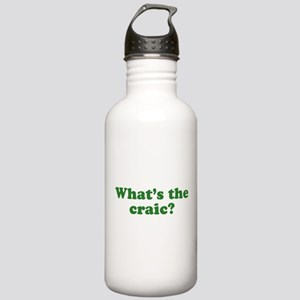 What's The Craic Stainless Water Bottle 1.0L