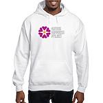 Hunting Happiness Project Hooded Sweatshirt