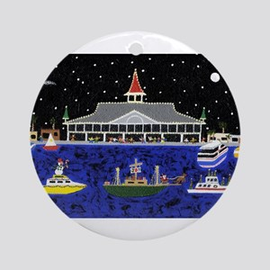 Newport Beach Boat Parade - Ornament (Round)