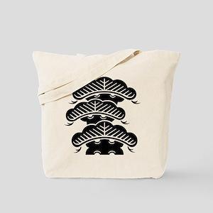 arashi tuki hidari sangai matu Tote Bag