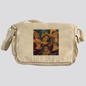 Sisters In Dance Messenger Bag