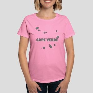 Cape Verde Islands Women's Dark T-Shirt