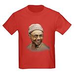 Amilcar Cabral Heroi Kids Dark T-Shirt