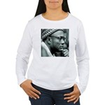 Amilcar Cabral Women's Long Sleeve T-Shirt