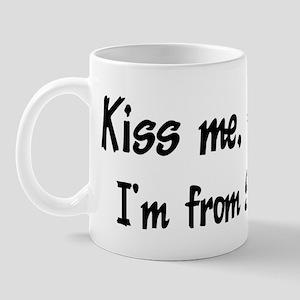 Kiss Me: Sian Mug