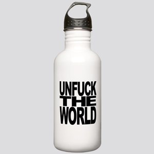 Unfuck The World Stainless Water Bottle 1.0L
