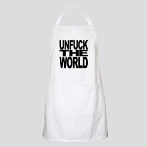 Unfuck The World Apron