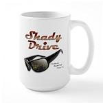 Shady Drive Large Mug