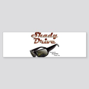 Shady Drive Sticker (Bumper)
