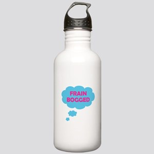 Frain Bogged (brain fogged) Stainless Water Bottle