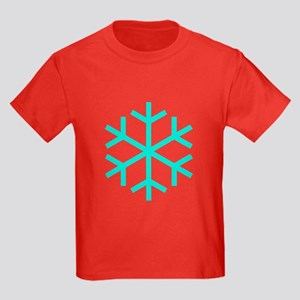 Snowflake Kids Dark T-Shirt