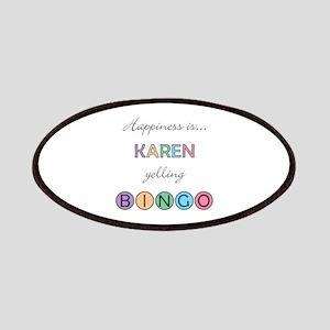 Karen BINGO Patch