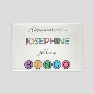 Josephine BINGO Rectangle Magnet