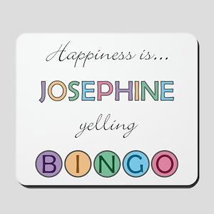 Josephine BINGO Mousepad