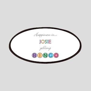 Josie BINGO Patch