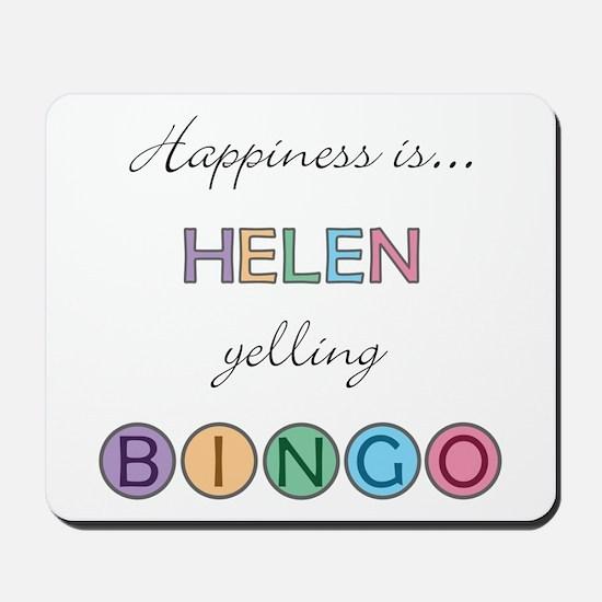 Helen BINGO Mousepad