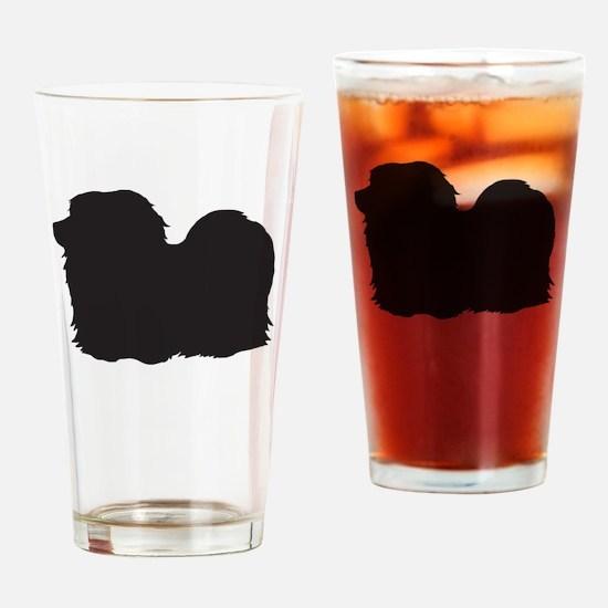 Maltese Drinking Glass