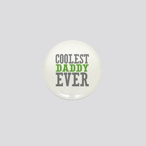 Coolest Daddy Mini Button
