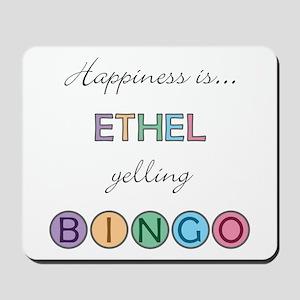 Ethel BINGO Mousepad