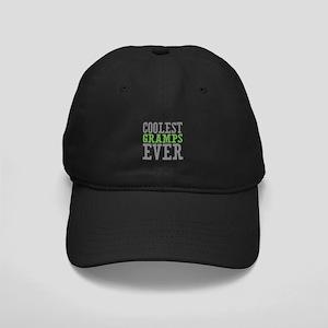 Coolest Gramps Black Cap