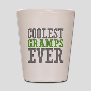 Coolest Gramps Shot Glass
