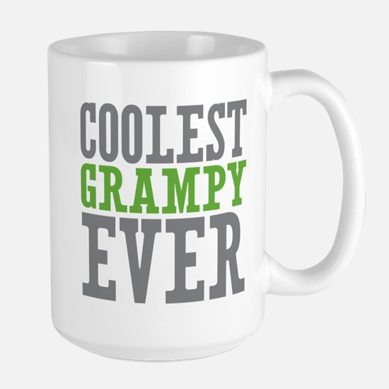 Coolest Grampy Large Mug