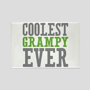 Coolest Grampy Rectangle Magnet
