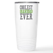 Coolest Granddad Stainless Steel Travel Mug