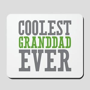 Coolest Granddad Mousepad