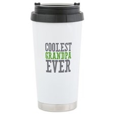 Coolest Granpda Stainless Steel Travel Mug